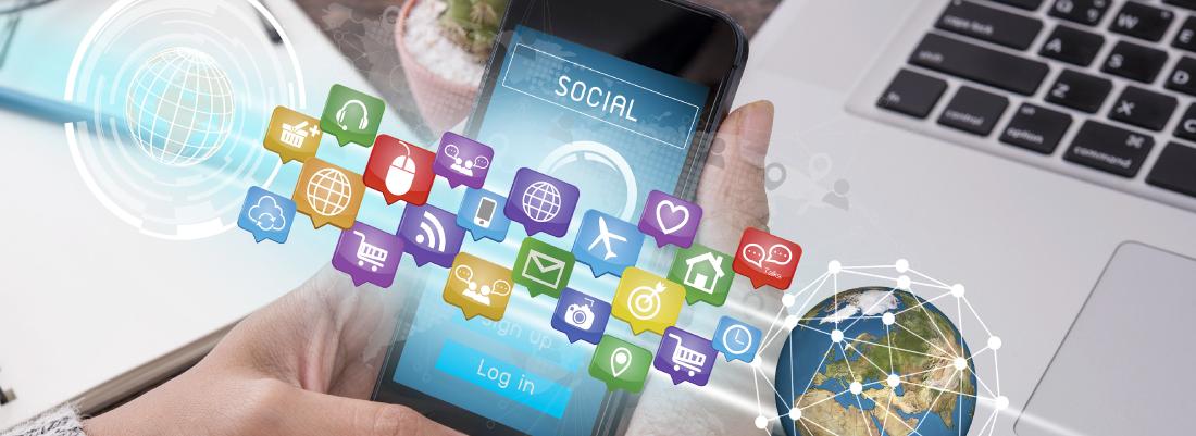 Estas son las 5 tendencias en redes sociales para el 2018