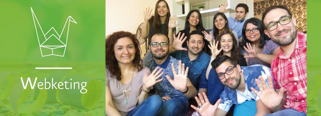 ¡Wow! Nuestro primer año con HubSpot, por Webketing