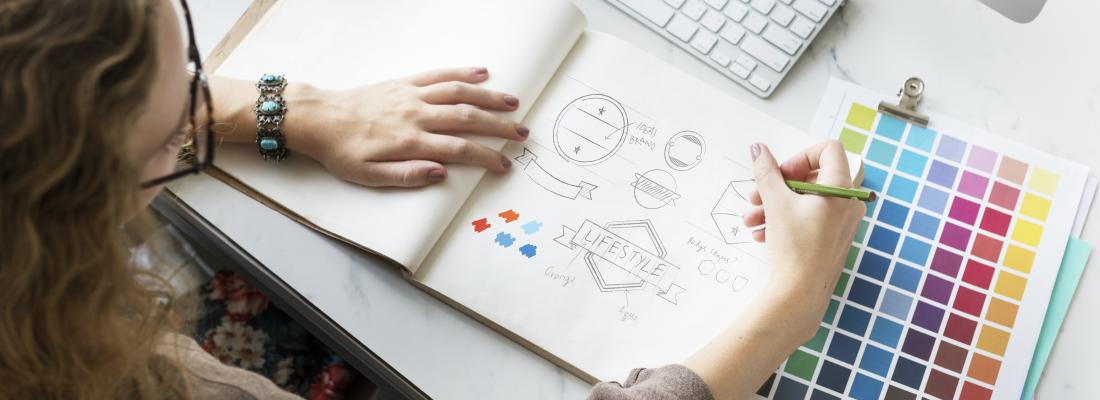 [INFOGRAFÍA] 5 tips para crear un logo efectivo en tu empresa